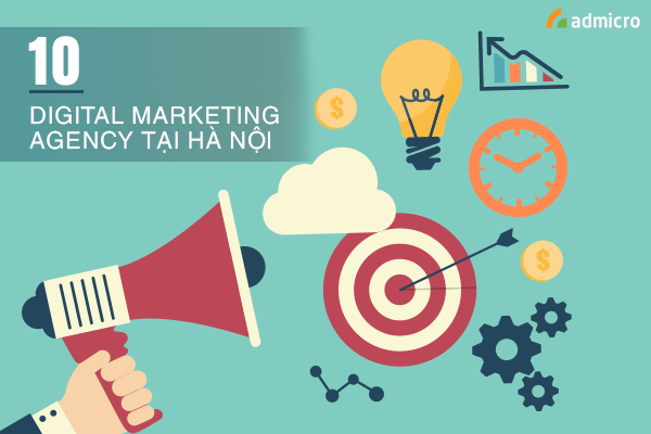 Nghành Marketing Agency ở Việt Nam