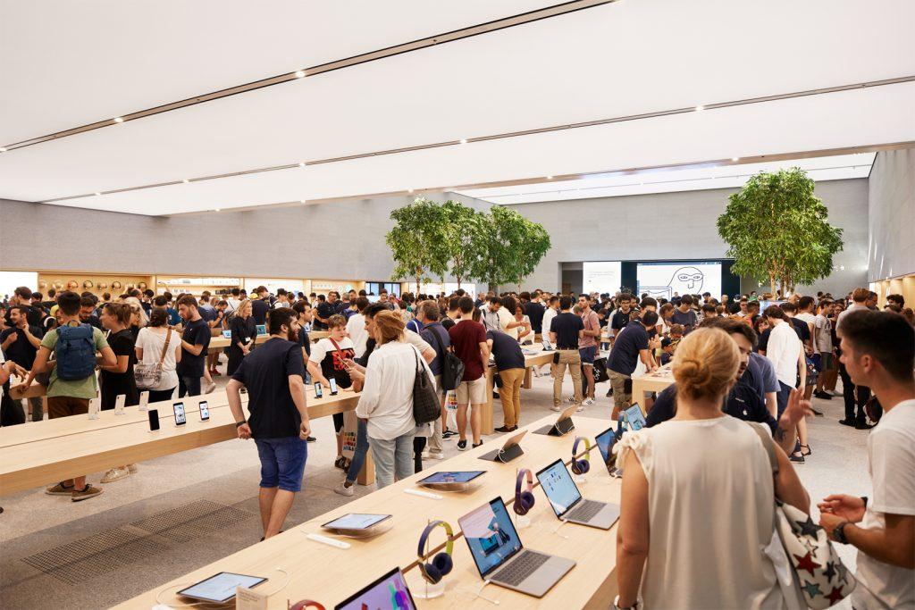 Apple touch points là gì