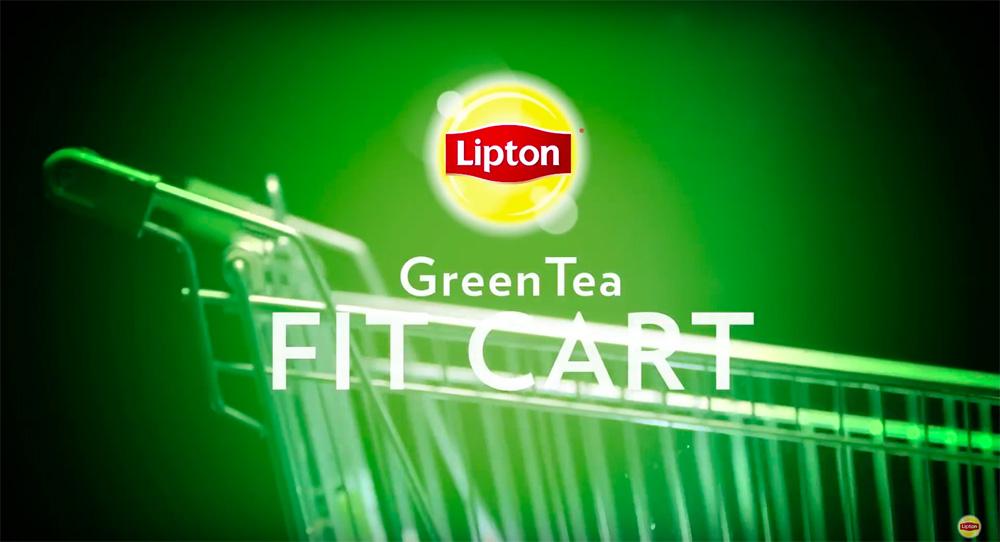 Creative Campaign từ Lipton