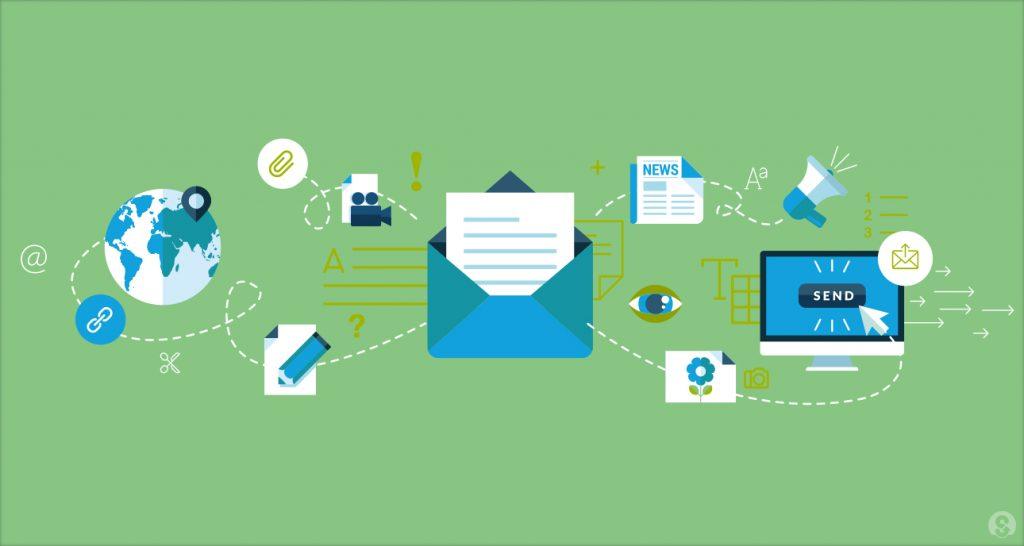 Mô tả những gì khách hàng nhận được để có được chiến lược email marketing hiệu quả