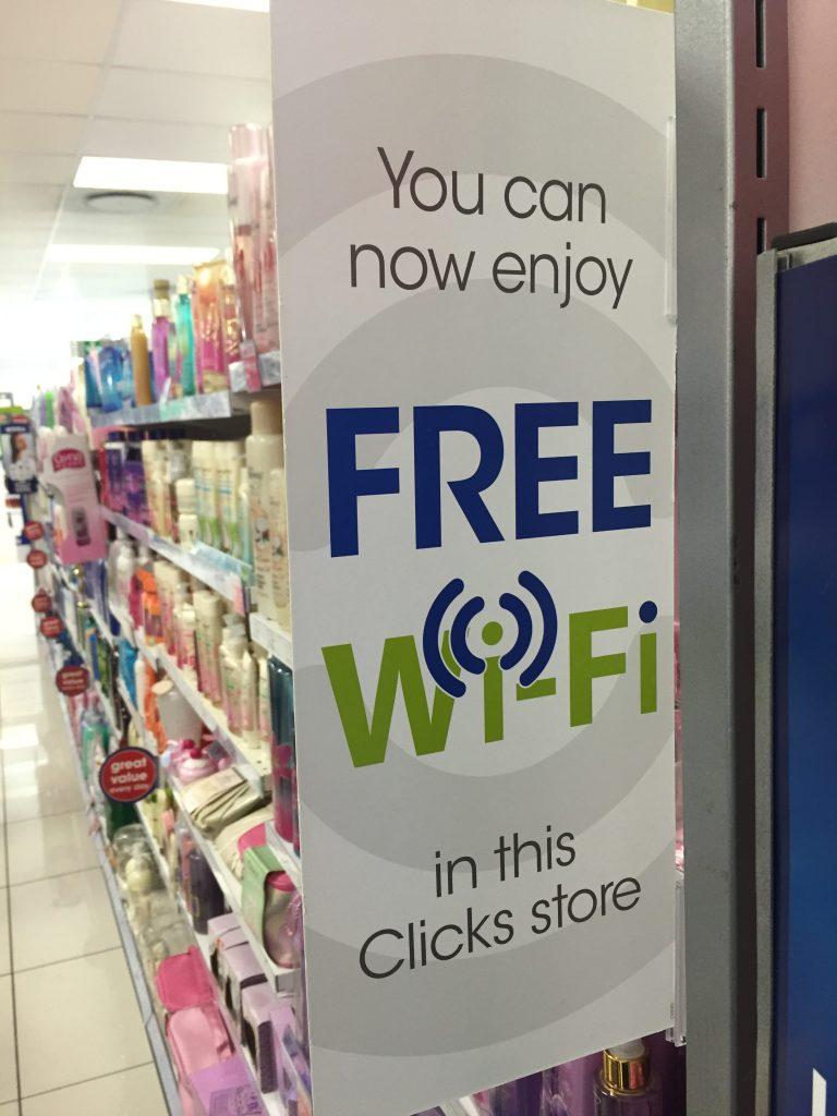 Xu hướng Wifi Marketing miễn phí trong các cửa hàng bán lẻ