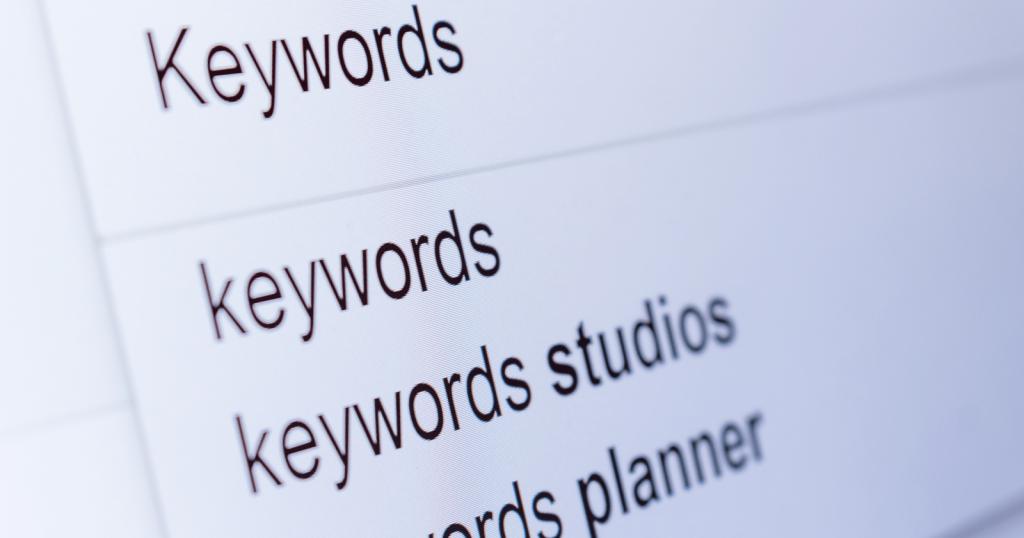 Illustration Keywords là gì