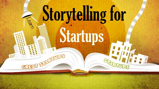 storytelling cho startup