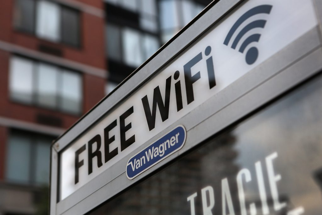 Tiềm năng Wi-Fi Marketing tại thành phố Sydney