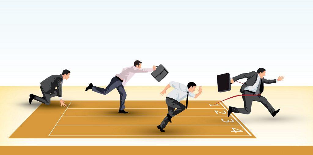 Thương hiệu khi tối ưu hóa công cụ tìm kiếm cũng gặp nhiều đối thủ cạnh tranh.
