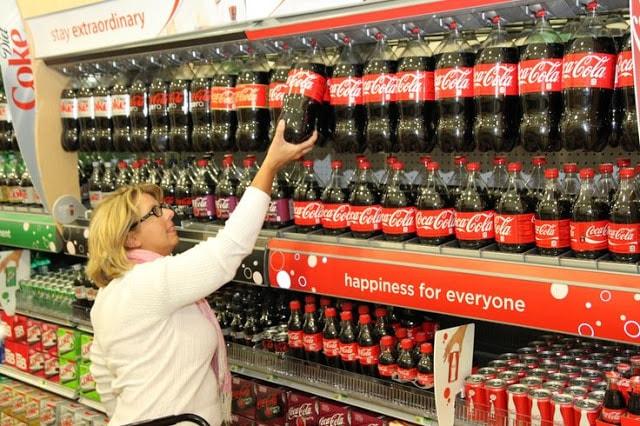 Chiến lược Marketing Mix của coca cola là gì - chiến lược phân phối