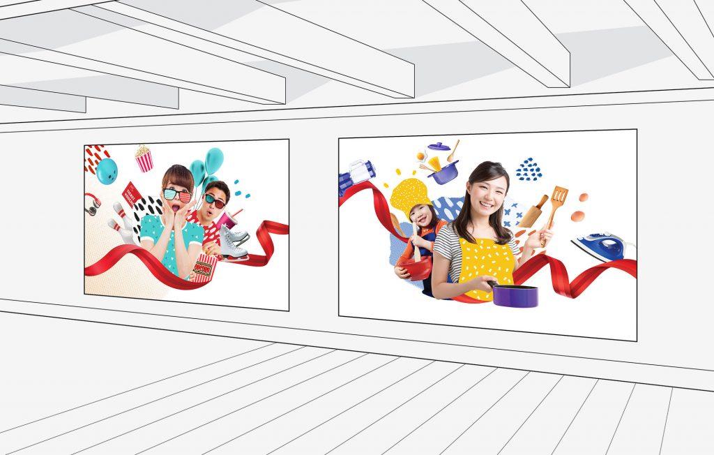 Concept xây dựng mang đến thông điệp Vincom là trung tâm mua sắm vui chơi giải trí