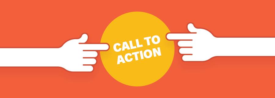 Landing page giới thiệu sản phẩm cần có một chiến lược Call to action rõ ràng