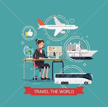 khái niệm Travel agency là gì?