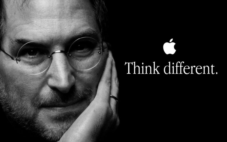 slogan nổi tiếng của apple là gì - think different