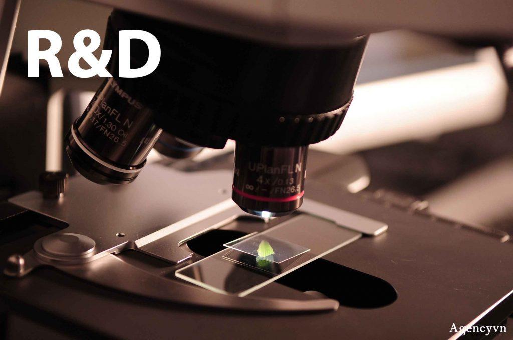 R&D là gì?Có thực sự cần đầu tư vào R&D?