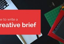 creative brief mẫu