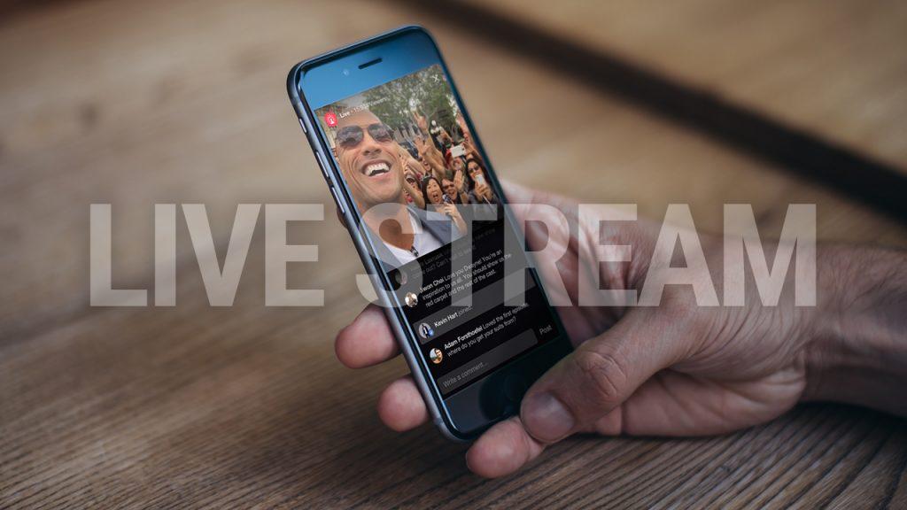livestream là gì? tương tác trực tiếp trong công nghệ 4.0