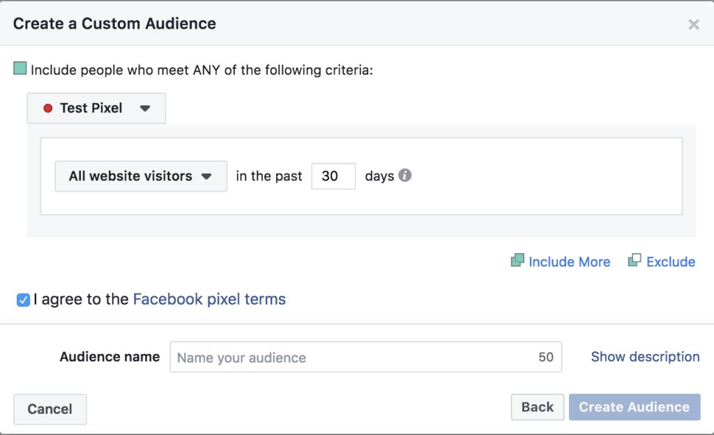Pixel Facebook là gì? Hướng dẫn sử dụng Pixel Facebook hiệu quả? Đối tượng tùy chỉnh từ website của bạn