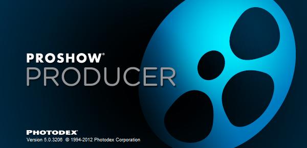 Phần mềm làm video miễn phí proshow producer