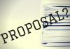 Proposal là gì?