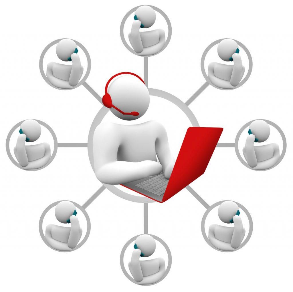 Tìm kiếm khách hàng tiềm năng qua telesales