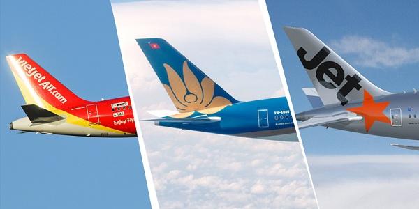 Các chiến lược marketing của hãng hàng không