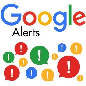 Công cụ phân tích đối thủ cạnh tranh - Google Alert