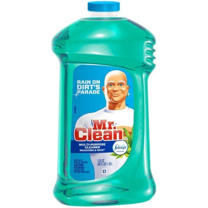 Marketing du kích là gì, chiến thuật marketing du kích của Mr Clean