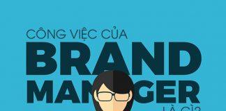 brand manager là gì, công việc của brand manager