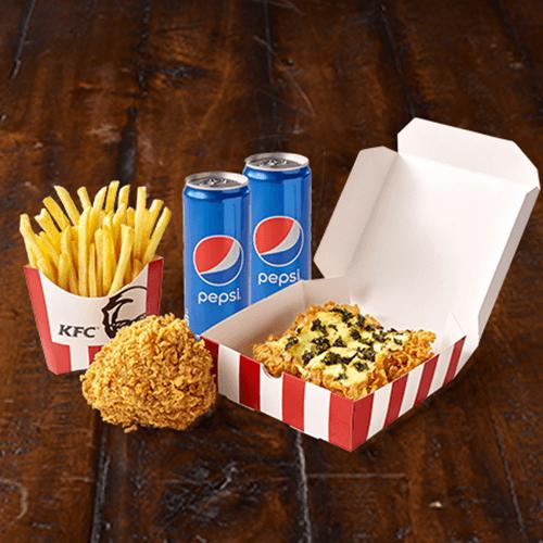 Chiến lược marketing của Pepsi - Marketing Ngang KFC
