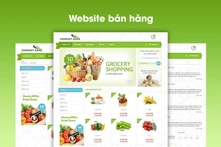 marketing 0 đồng qua website bán hàng