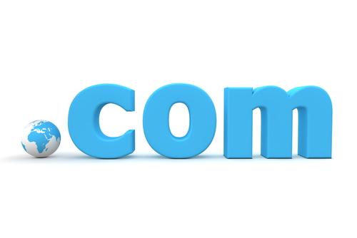 Tên miền .com khi đặt tên thương hiệu