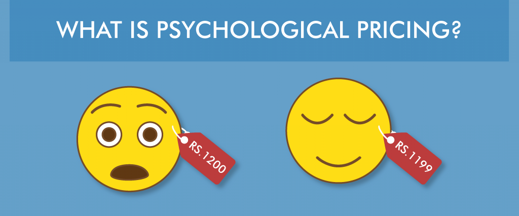 Chiến lược giá trong marketing Psychological pricing