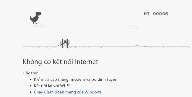 Game ẩn trên google