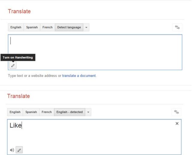 Google dịch văn bản
