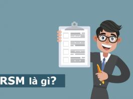 RSM là gì
