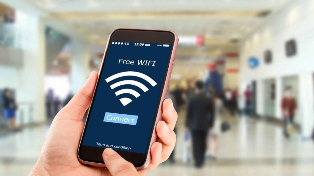 Wifi marketing công cộng