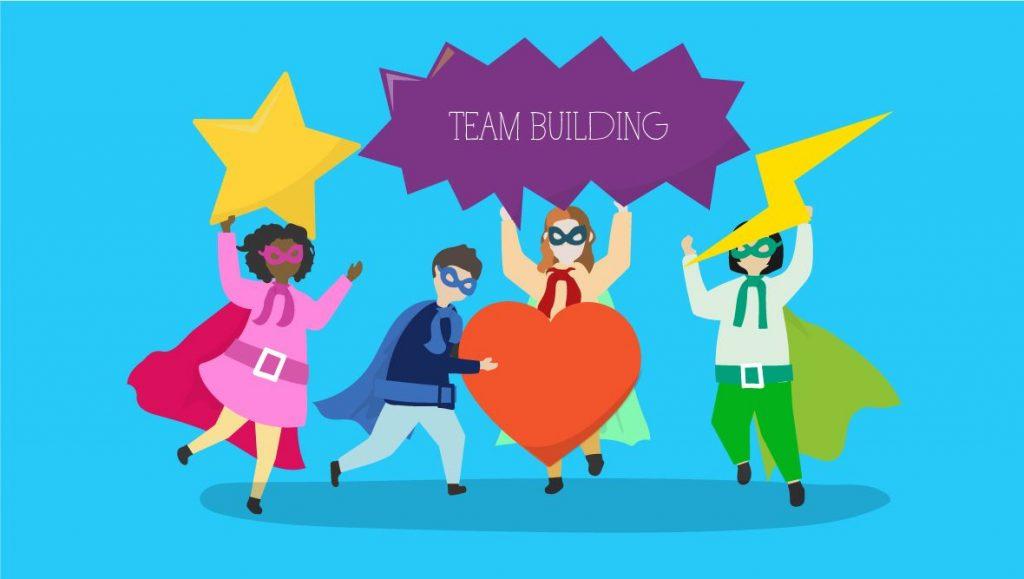 Truyền thông nội bộ bằng hình thức teambuilding