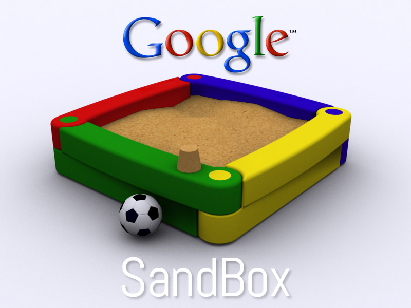 Cách nhận biết website bị rơi vào google sandbox