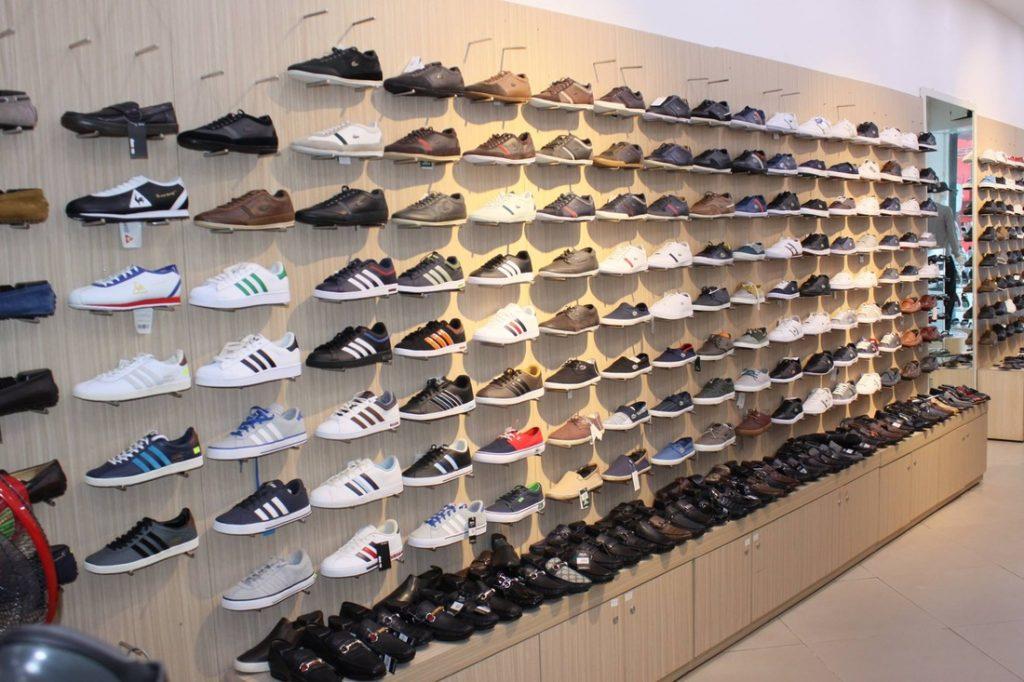 kinh doanh online tại nhà mặt hàng giày dép