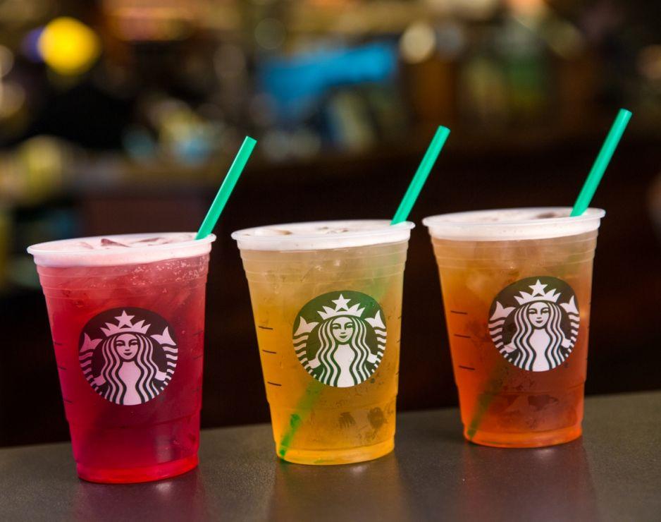 Sản phẩm đa dạng của Starbucks