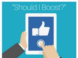 boost post là gì