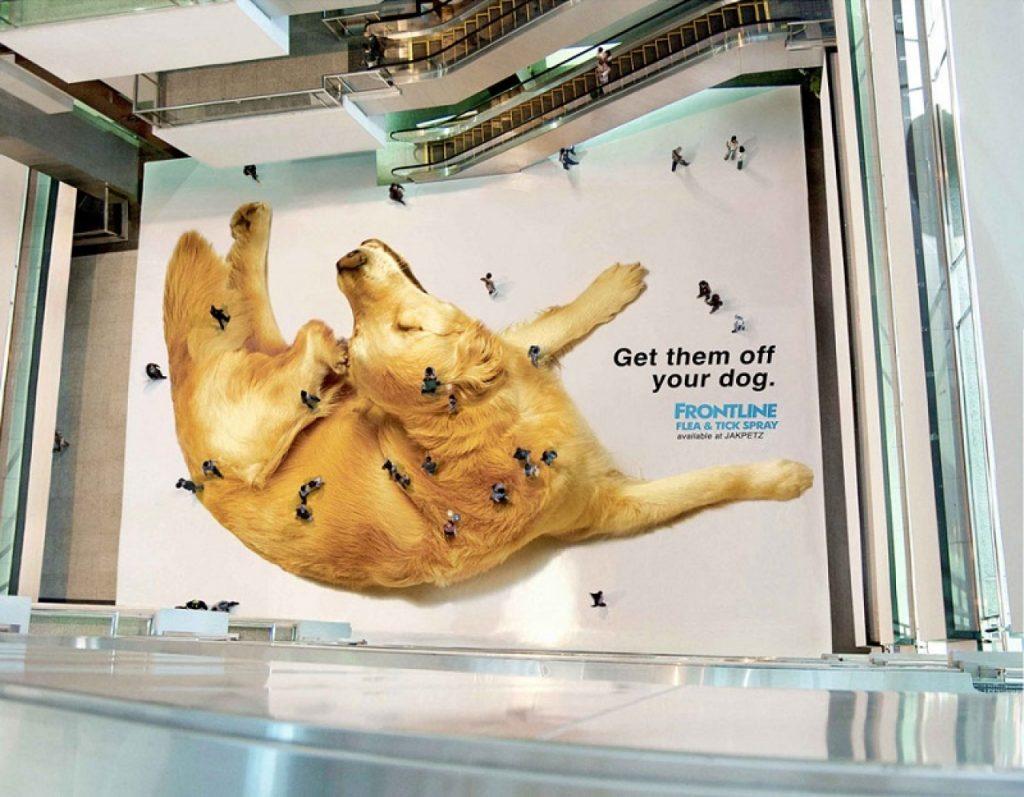 ambient advertising là gì