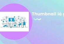Khai niem thumbnail
