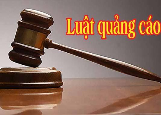 luật quảng cáo việt Nam