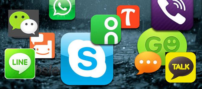 ứng dụng OTT