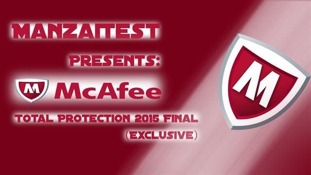 Tính năng cơ bản của phần mềm McAfee