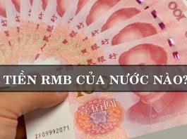 RMB là gì